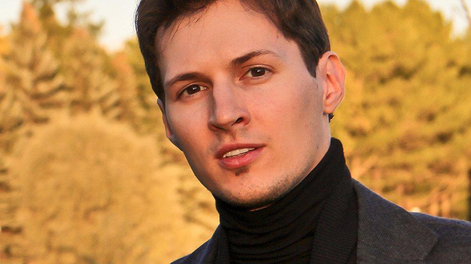 Основатель социальной сети «ВКонтакте» Павел Дуров