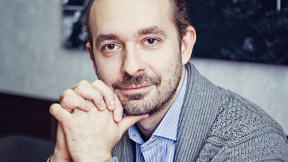Сергей Турко, главный редактор издательства «Альпины Паблишер»