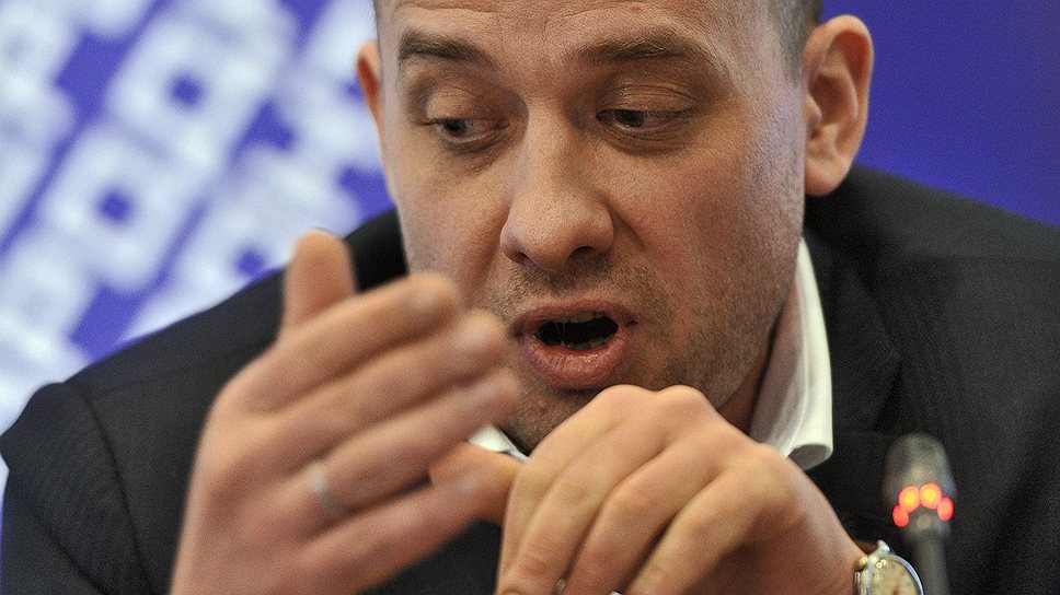 Председатель совета директоров фонда «Институт социально-экономических и политических исследований» Дмитрий Бадовский