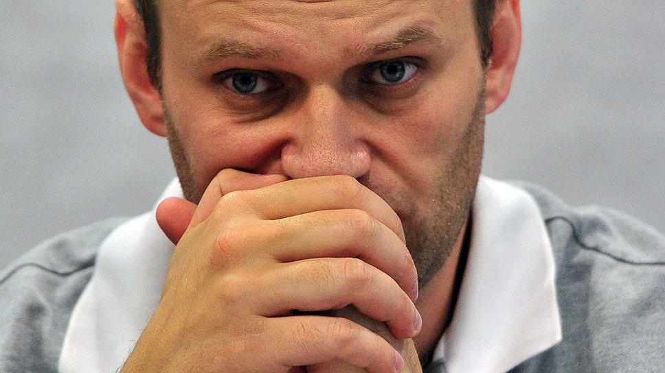 Алексей Навальный. 37 лет. Его рекомендовало выдвинуть федеральное бюро РПР—ПАРНАС