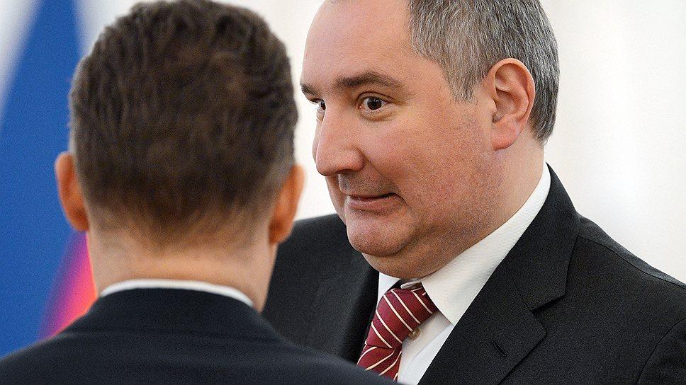 К основным обязанностям вице-премьера Дмитрия Рогозина добавился ГЛОНАСС