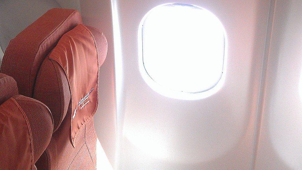 Кресло в самолете вылетающего на Кубу, которое не занял Эдвард Сноуден