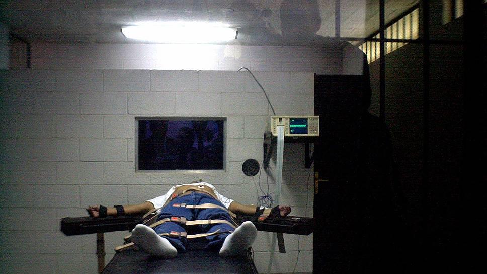 С начала XXI века подавляющее большинство казней осуществляется путем введения смертельной инъекции