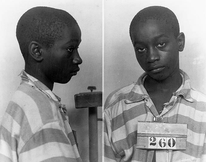 Джордж Стинни стал самым молодым приговоренным к смертной казни в США в XX веке. Его казнили на электрическом стуле 16 июня 1944 года в возрасте всего 14 лет и 239 дней. Он был осужден за убийство двух девочек, процесс длился всего два с половиной часа. Суд над Стинни до сих пор вызывает вопросы