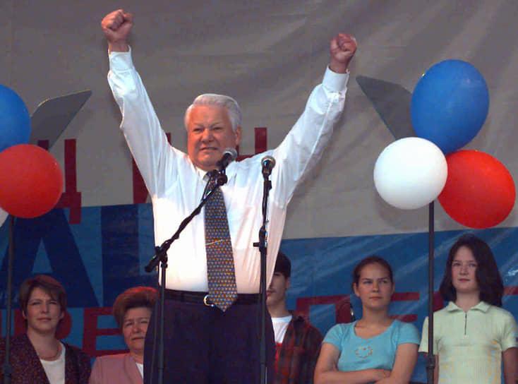 Президентские выборы 1996 года стали единственными в российской истории, когда для определения победителя потребовалась два тура. Несмотря на победу действующего президента Бориса Ельцина, результаты выборов до сих пор вызывают множество споров