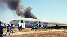 При крушении самолета в Сан-Франциско погибли две китаянки