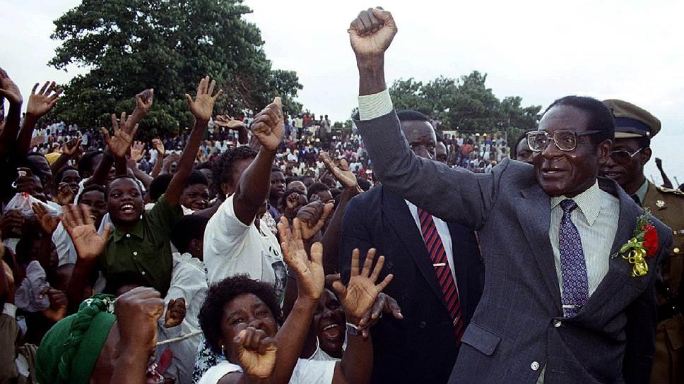 Диктаторы Африки
