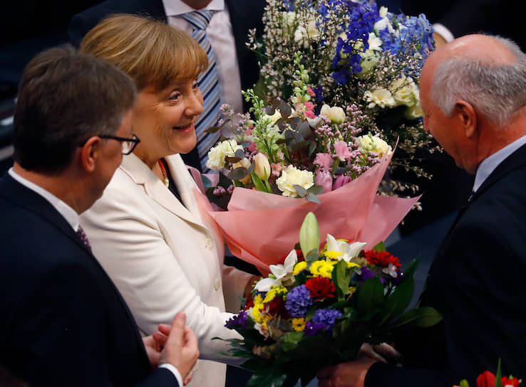 7 декабря 2018 года на фоне падения рейтинга партии Ангела Меркель решила уйти с поста председателя. ХДС возглавила Аннегрет Крамп-Карренбауэр
