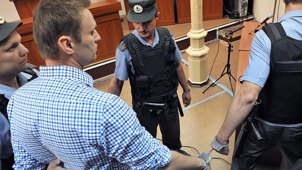 Приговор Алексею Навальному. ФОТО