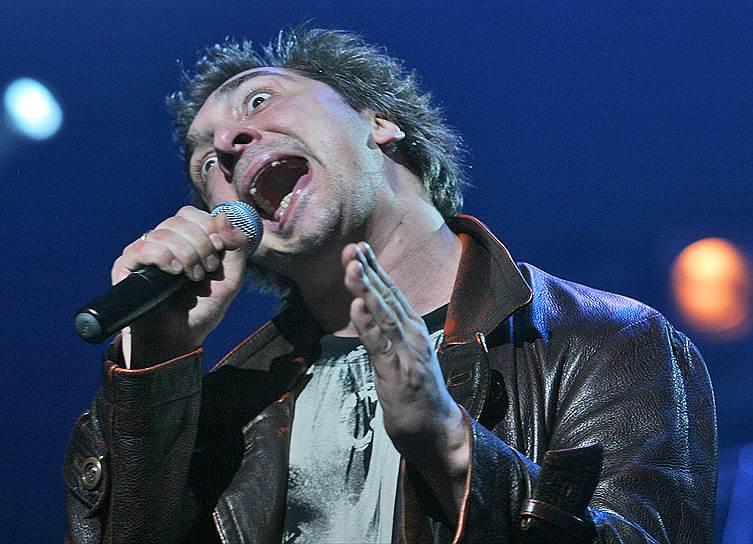 Михаил Горшенев — один из основателей и лидер панк-группы «Король и Шут»