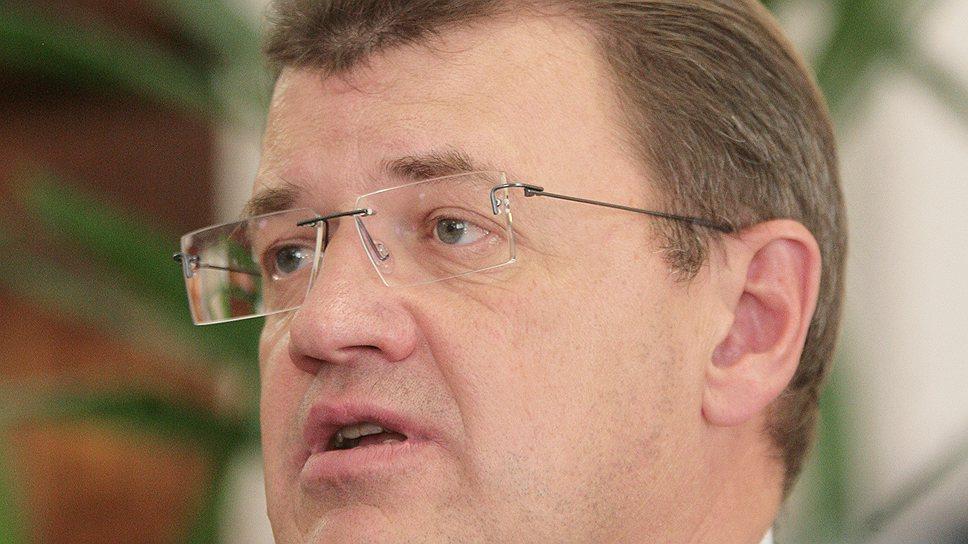 Бывший мэр Томска Николай Николайчук
