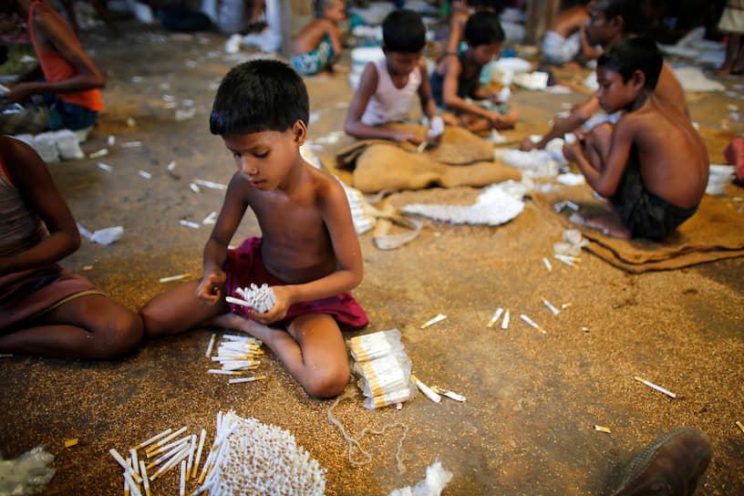 Детский труд во всем мире широко задействован в сельском хозяйстве (особенно на семейных фермах), сфере услуг, проституции, малом бизнесе
