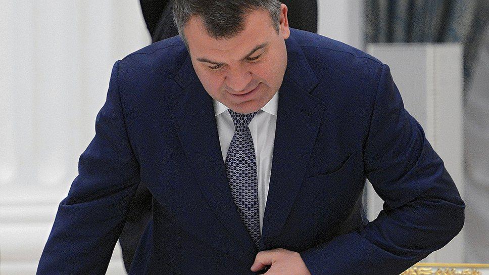 Как к зятю Анатолия Сердюкова пришли с обысками