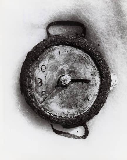Бомбардировка Хиросимы началась в 8:15 по местному времени