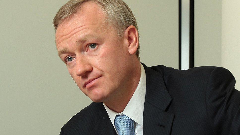 Гендиректор «Уралкалия» Владислав Баумгертнер