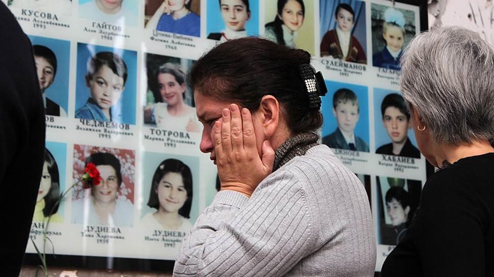 Анета Гадиева. Потеряла дочь Алану Доган (9 лет)