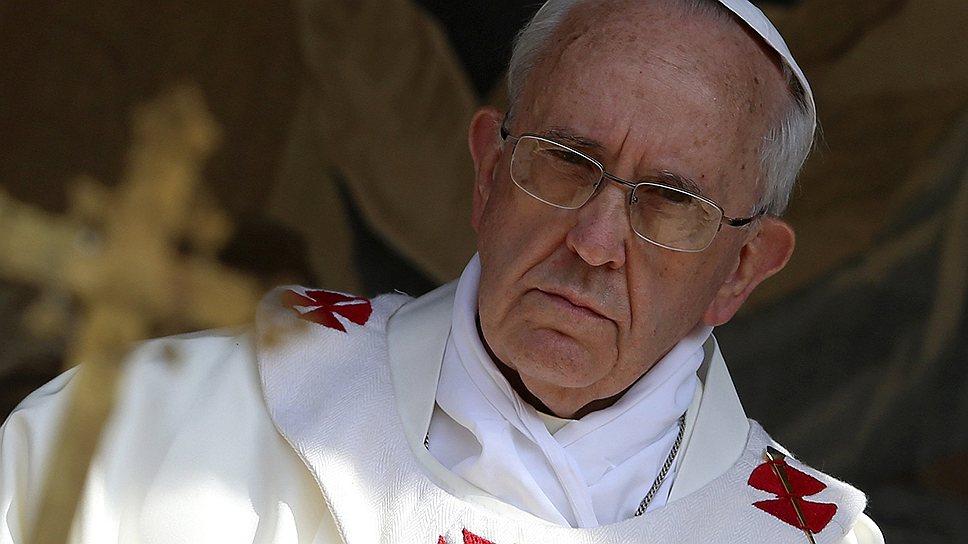 Зачем папа римский направил письмо Владимиру Путину