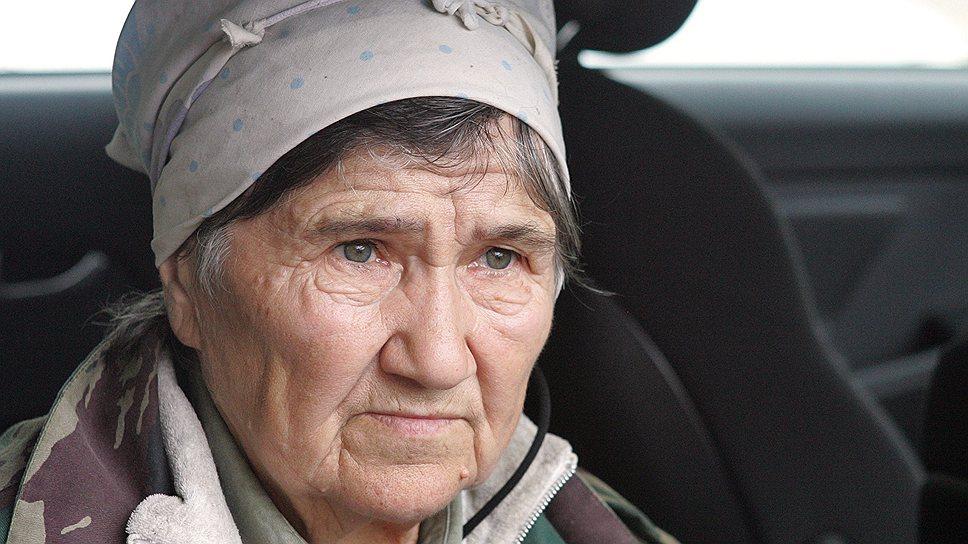 Пенсионерка Нина Козлова, у которой затопило дом, не может добиться помощи от администрации из-за отсутствия прописки