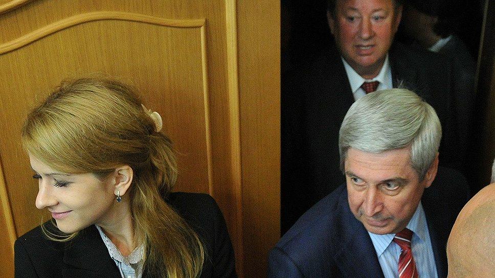 Кандидат в мэры Москвы Иван Мельников