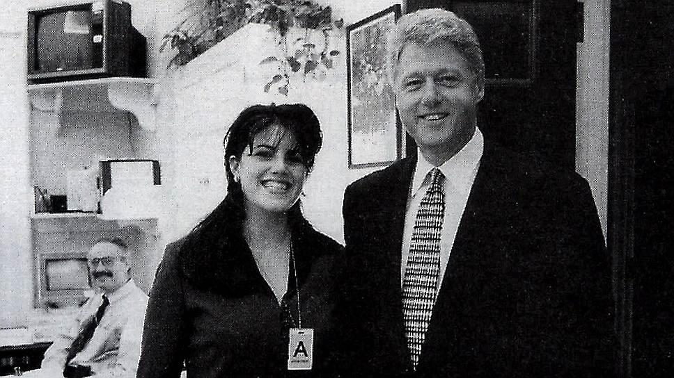 Как Билл Клинтон едва не лишился президентского кресла из-за обвинений в интимных связях с Моникой Левински