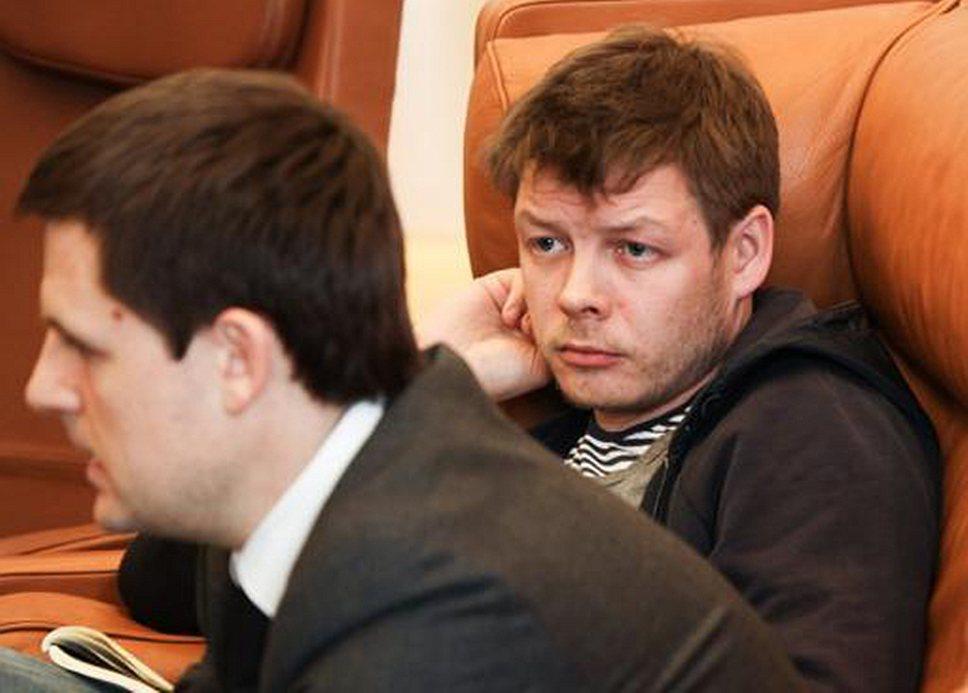 Руководитель конкурсной практики института «Стрелка» Денис Леонтьев