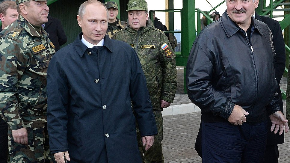 Как Владимир Путин и Александр Лукашенко не оставили врагу ни одного шанса