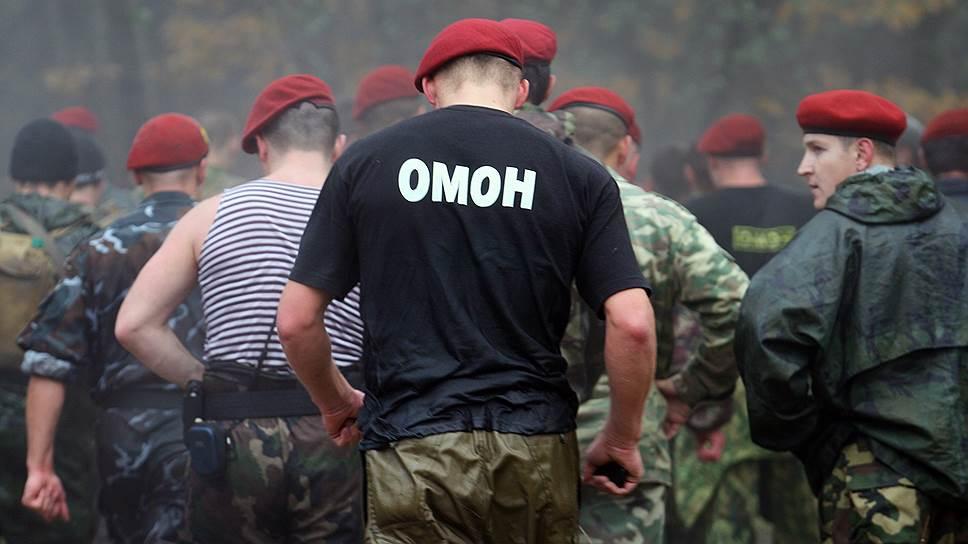 В 1988 году по приказу №0206 МВД СССР были созданы первые отряды милиции особого назначения (ОМОН)