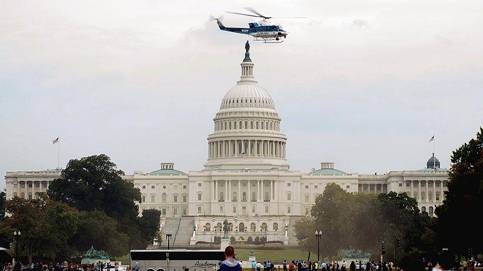 Почему Конгресс США оказался под огнем