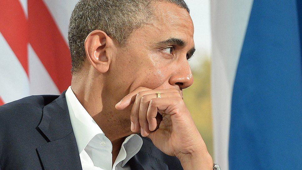 Почему сорвалась встреча Барака Обамы и Владимира Путина