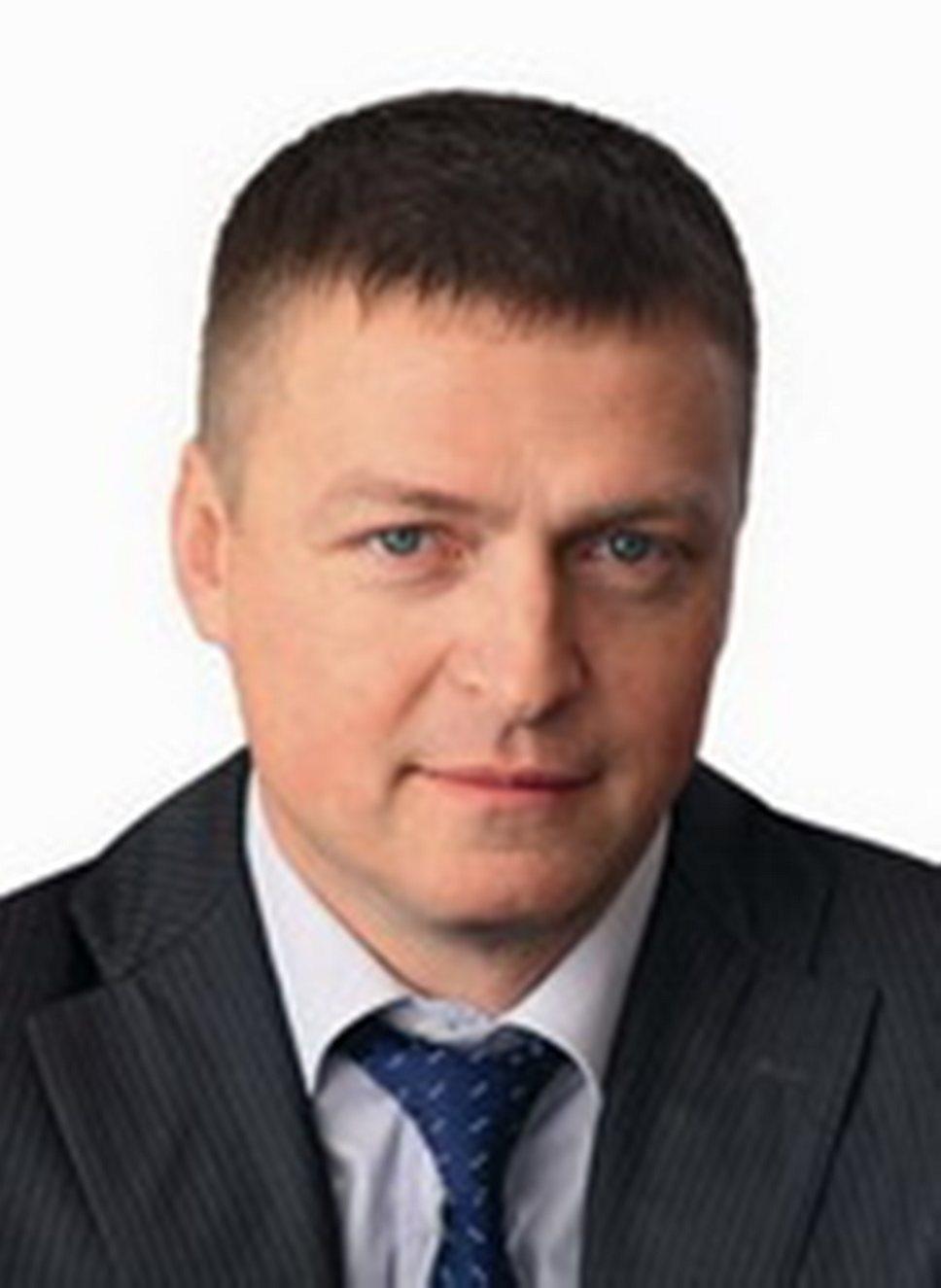 Сити-менеджер Смоленска Николай Алашеев