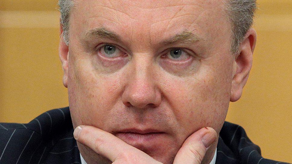 Директор Департамента информации и печати МИД России Александр Лукашевич