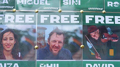 Адвокаты активистов Greenpeace готовят жалобы в ЕСПЧ // Они не согласны с условиями содержания экологов в мурманском СИЗО