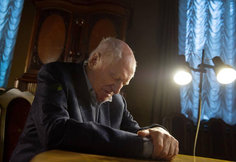 Марк Захаров скончался 28 сентября 2019 года после продолжительной болезни