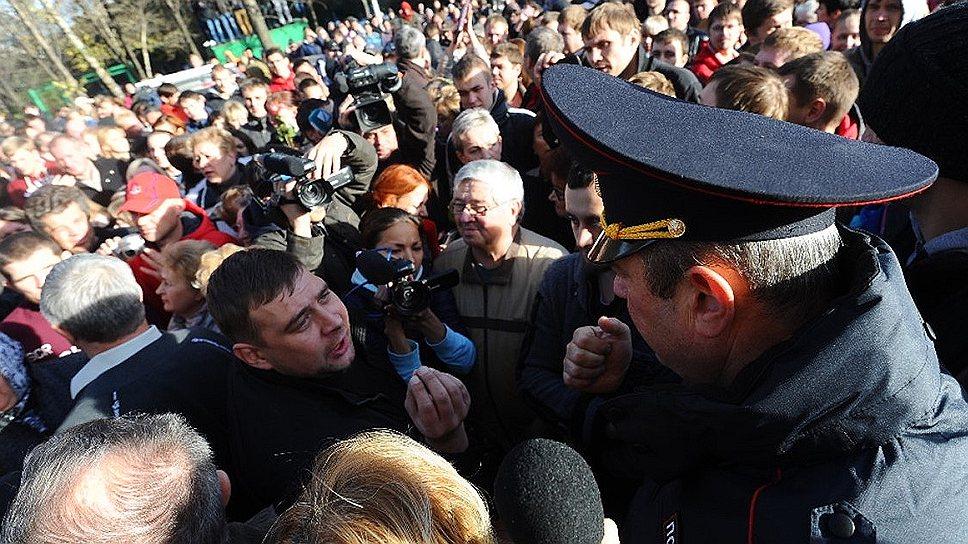Полиция установила круг лиц, которые могут быть причастны к убийству Егора Щербакова