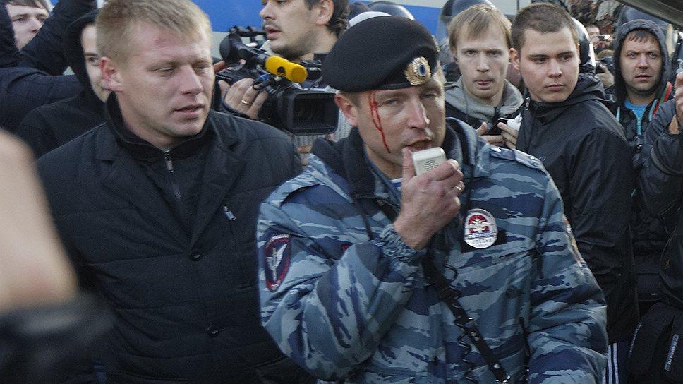 Нарушения общественного порядка зафиксированы не только в южном, но и в Северо-Восточном округе Москвы, задержаны около 60 человек