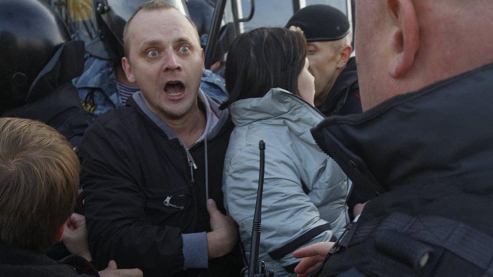 Как проходили беспорядки в Бирюлево