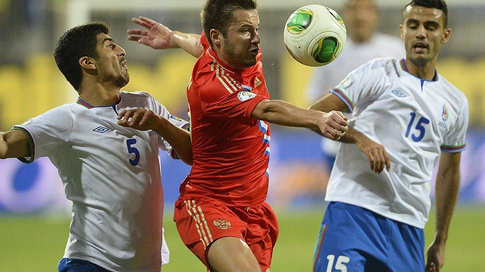 Как сборная России вышла на чемпионат мира по футболу спустя 12 лет