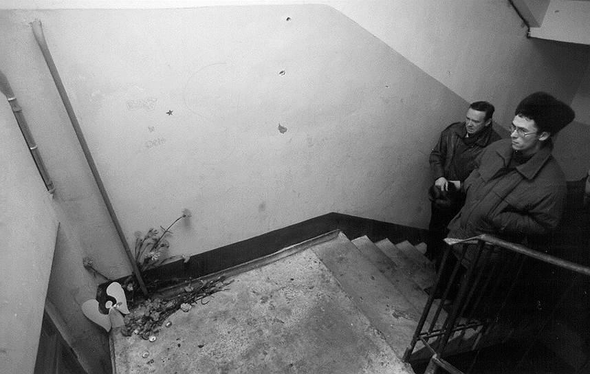 Депутата Госдумы расстреляли 20 ноября 1998 года в подъезде своего дома на канале Грибоедова в Санкт-Петербурге на лестнице между первым и вторым этажами. Основным мотивом убийства следствие назвало ее политическую деятельность
