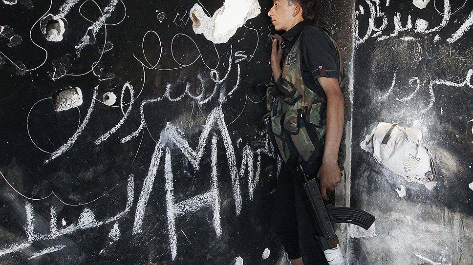 21 октября 2013 года стало известно, что ООН, США и РФ обратились к властям Норвегии с просьбой принять на своей территории часть сирийских химарсеналов с целью их уничтожения