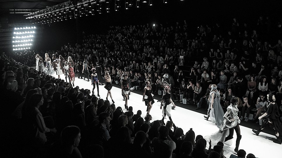 Image result for mercedes benz fashion week russia