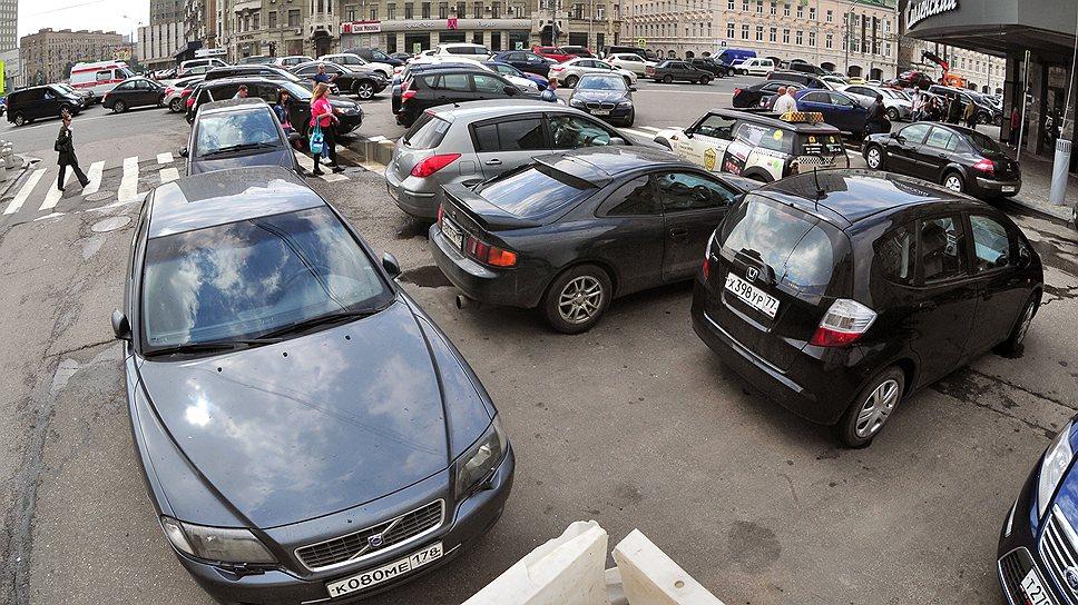Как Москва взяла парковку на себя