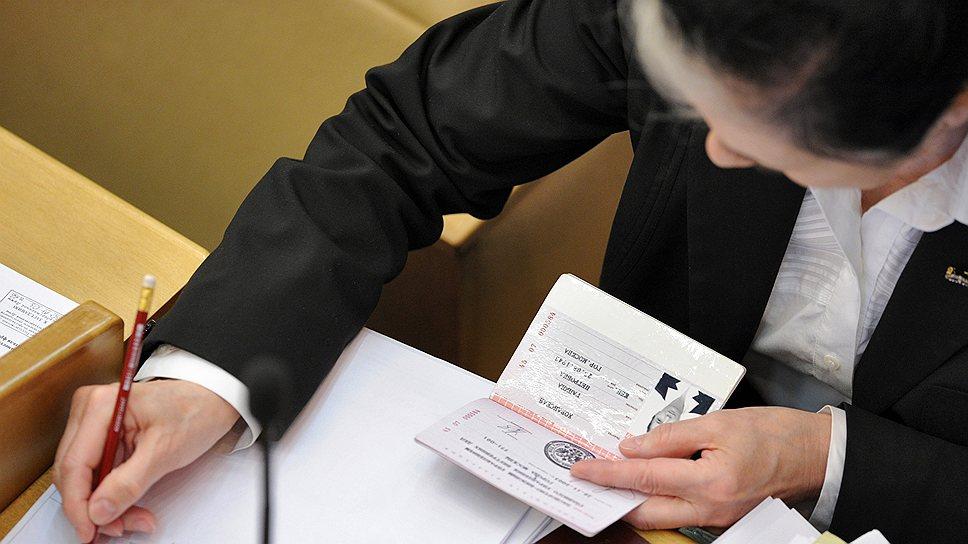 Как ФМС предложила прекратить выдачу внутренних паспортов к 2016 году