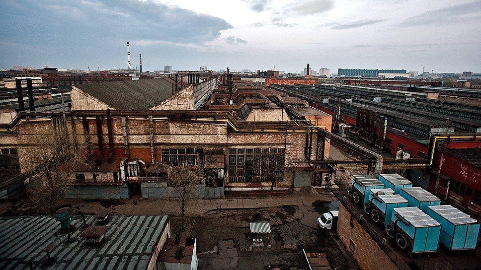 Общая площадь промзон Москвы достигает 7,8 тыс. га. Одной из первых будет реорганизована территория завода ЗИЛ, которая занимает 377,6 га в районе Третьего транспортного кольца на юге-востоке города