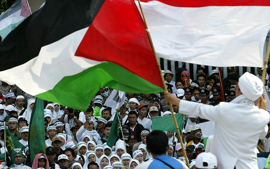 1982 год. Парламент Палестинского национального совета (ООП) в изгнании объявляет о создании независимого Государства Палестина со столицей в Иерусалиме
