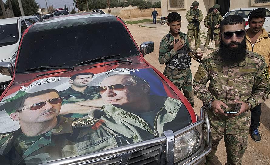 Во время сирийского конфликта США выступали за отстранение Башара Асада от власти, считая его виновным в применении силы против мирных жителей, а Россия поддерживала президента САР как легитимного правителя. В итоге в октябре 2016 года США на время прекратили сотрудничество с Россией в Сирии