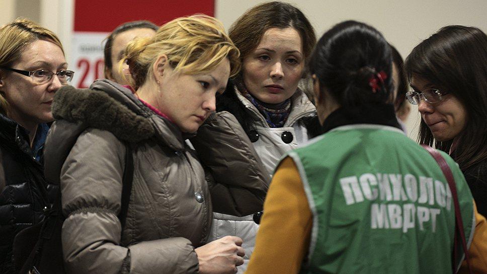 Начальник главка МЧС по Татарстану Рафис Хабибулиллин: «Погибшие — все граждане России, практически все граждане города Казани»