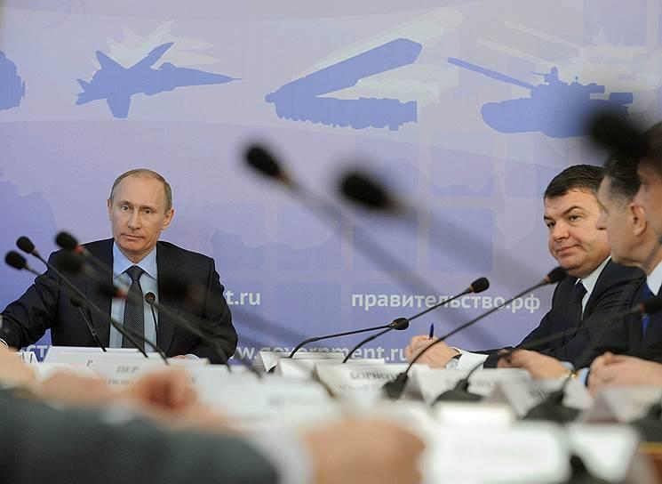 6 ноября президент Владимир Путин отправил господина Сердюкова в отставку, «чтобы создать условия для объективного расследования»