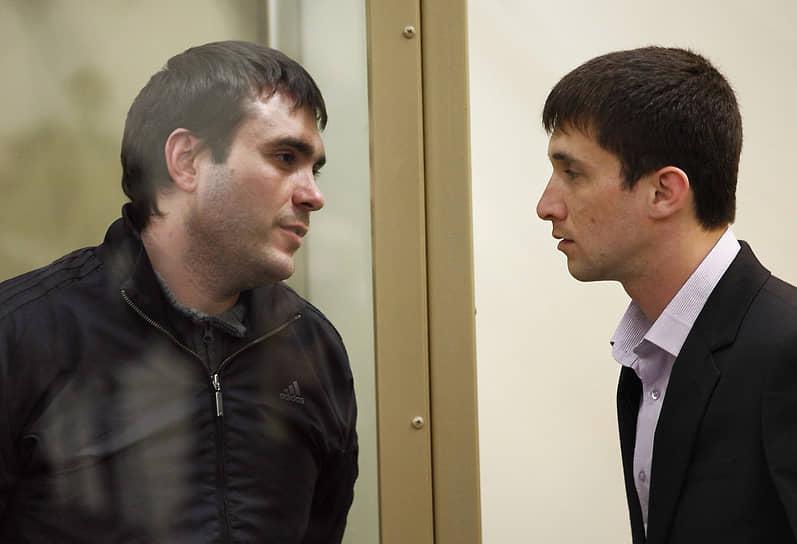9 февраля 2011 на Украине был задержан Вячеслав Рябцев («Буба» — на фото) и экстрадирован в Россию. 17 февраля 2012 расследование уголовного дела в отношении Вячеслава Рябцева было завершено