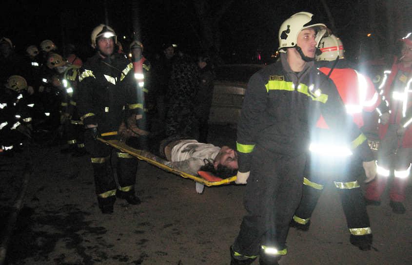 В результате трагедии погибли 156 человек, еще 404 признаны потерпевшими