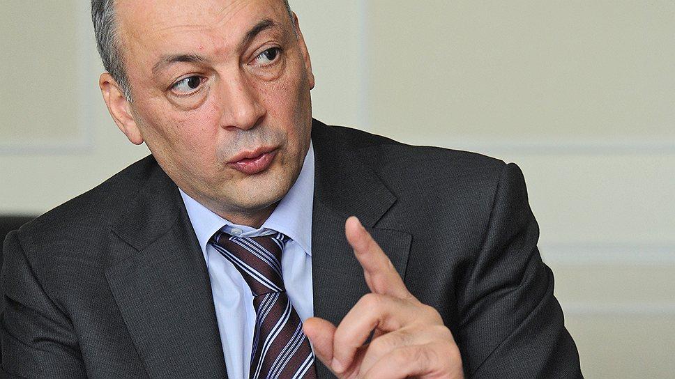 Заместитель руководителя администрации президента России Магомедсалам Магомедов